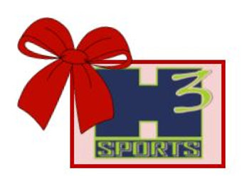 H3 SPORTS GIFT CARD