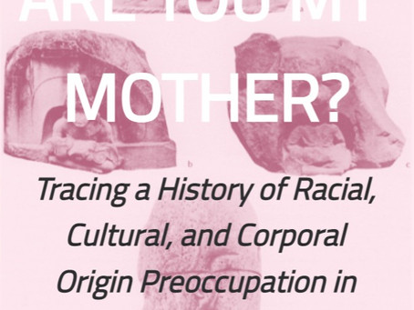 Tracing a History of Racial, Cultural, and Corporal Origin Preoccupation in Olmec Scholarship