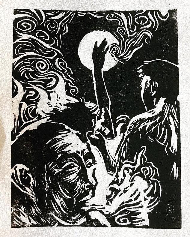 Relief Print