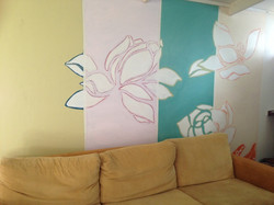 Wall Mural- Chang Doi Chen Thank You