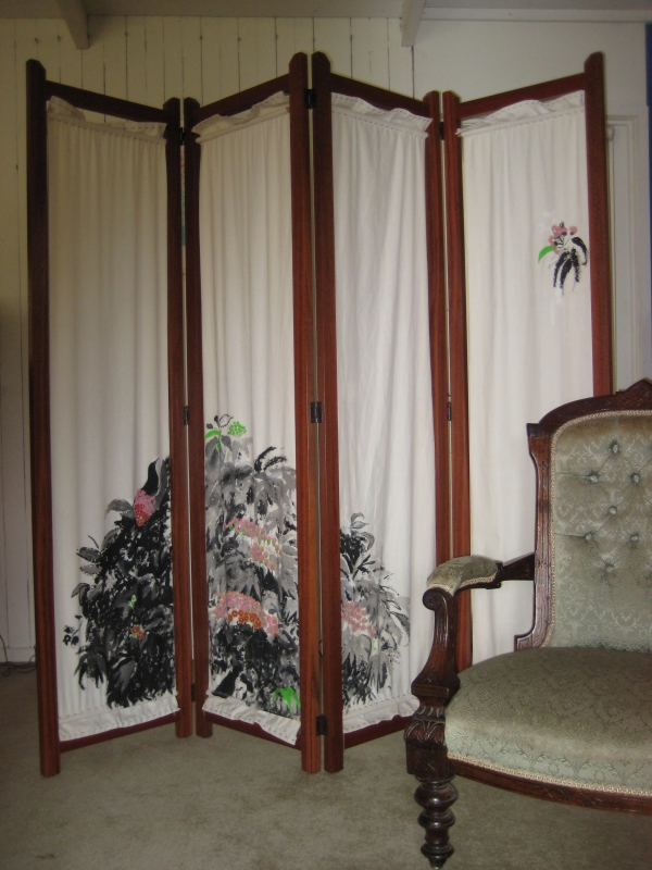 Flowering Gum Folding Screen (2009)