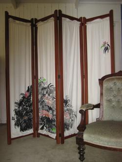 Flowering Gum Folding Screen (2009)
