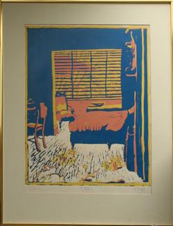 Kew bedroom(1979)
