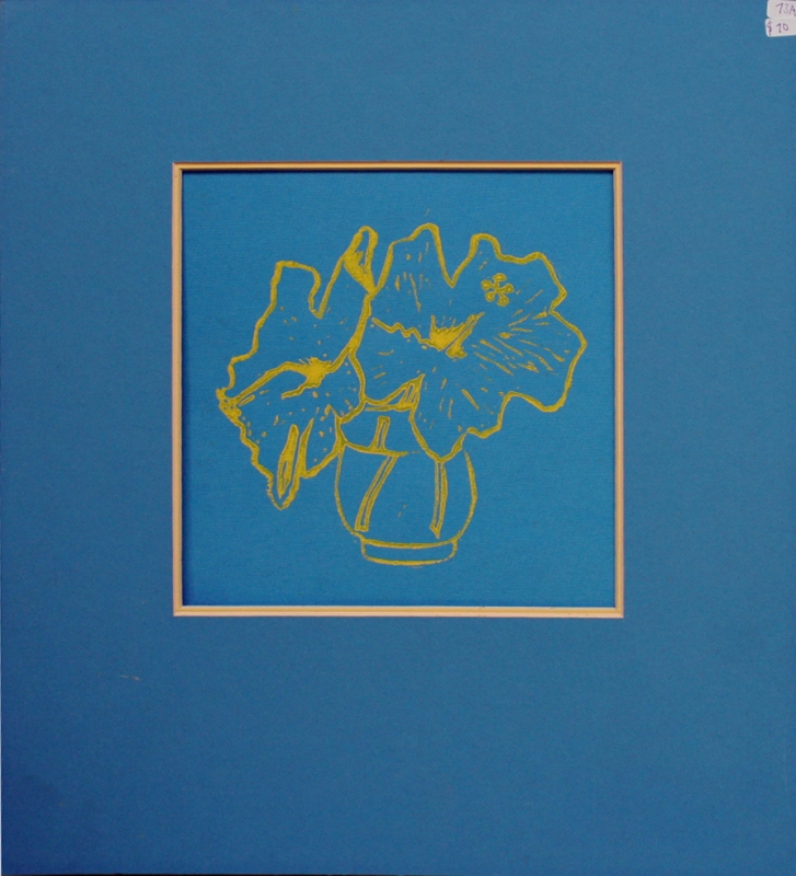 Yellow Hibiscus (1993)