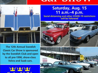 Swedish Club Annual Car Show