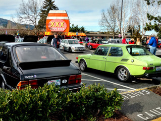 CANCELLED - 14th Annual Issaquah XXX Swedish Car Cruise-In