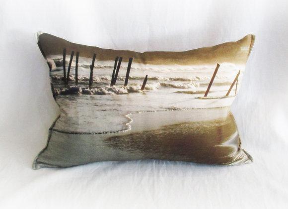 St Clair Cushion - Bronze