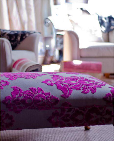 robyn buis design ottoman