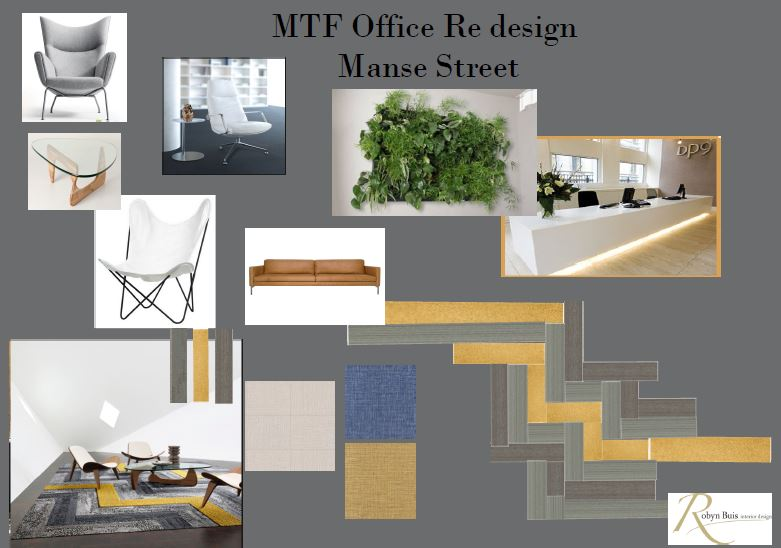 Office Concept Board