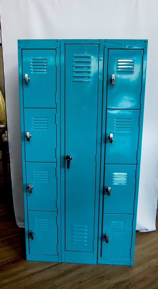 Refurbished lockers- Custom