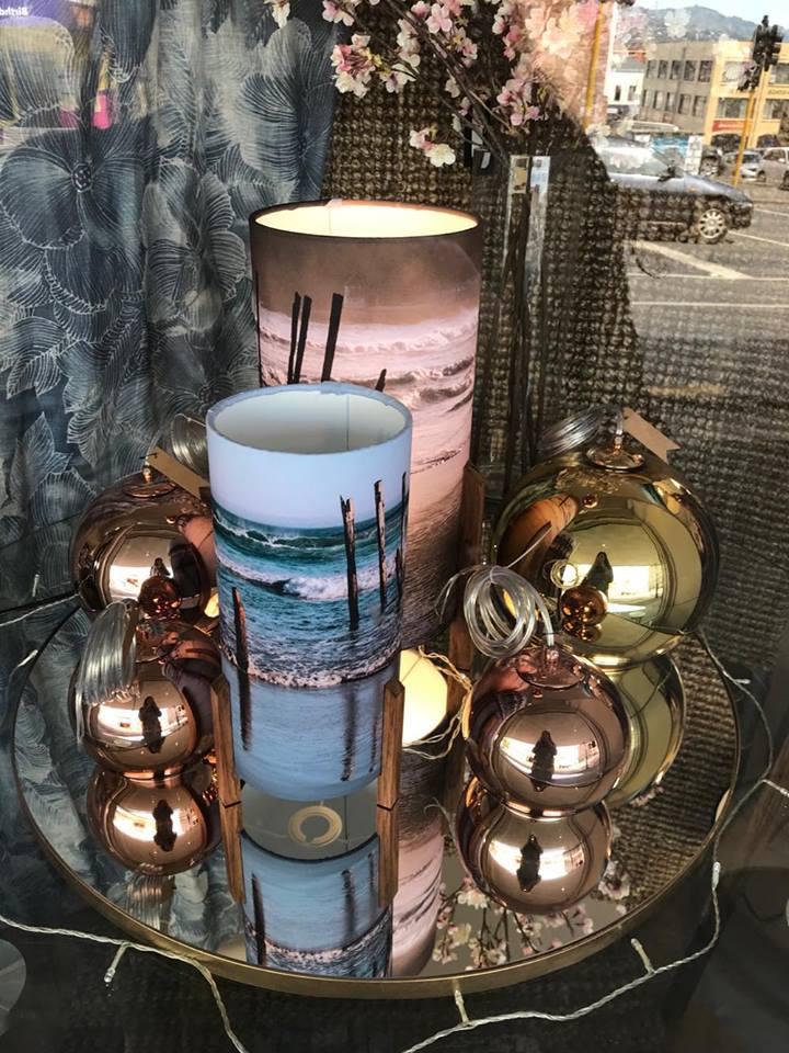 st clair Dunedin lamps