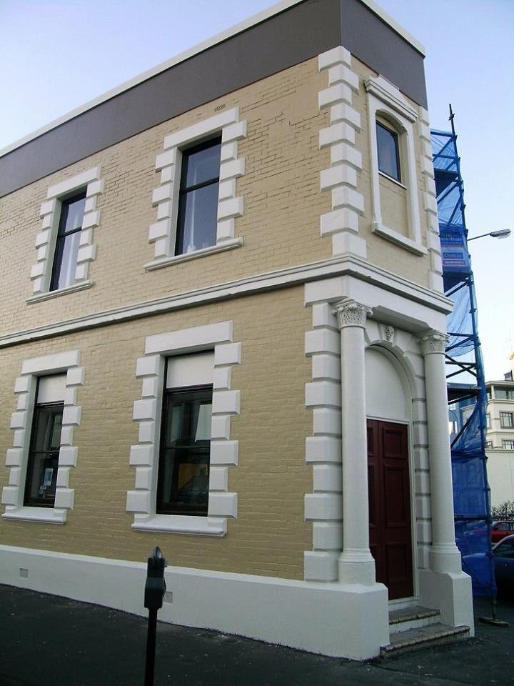 exterior- Heritage Colours Dunedin