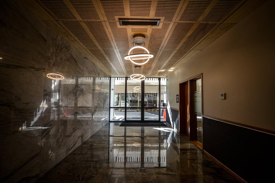 Victoria Hotel New Build Foyer