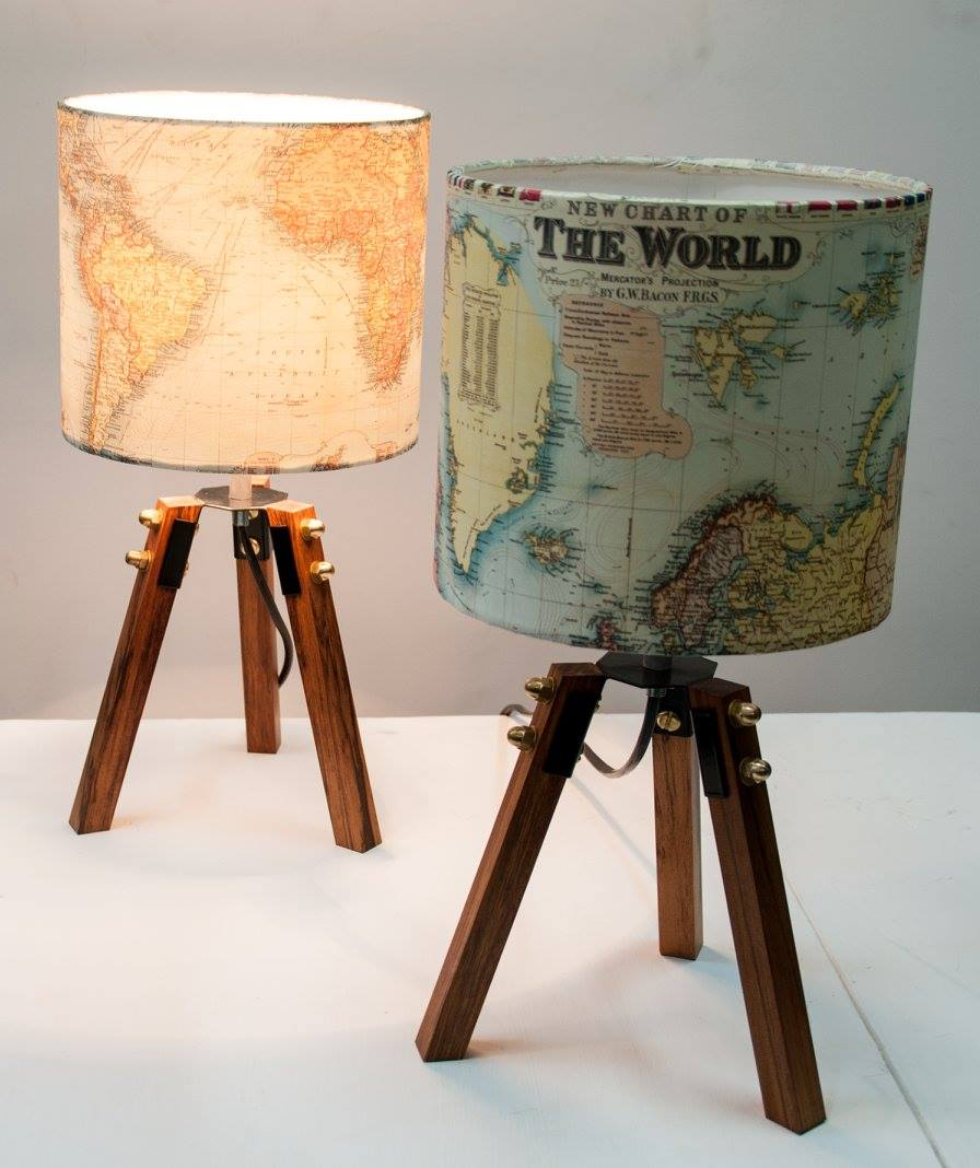 Around the world Lamps