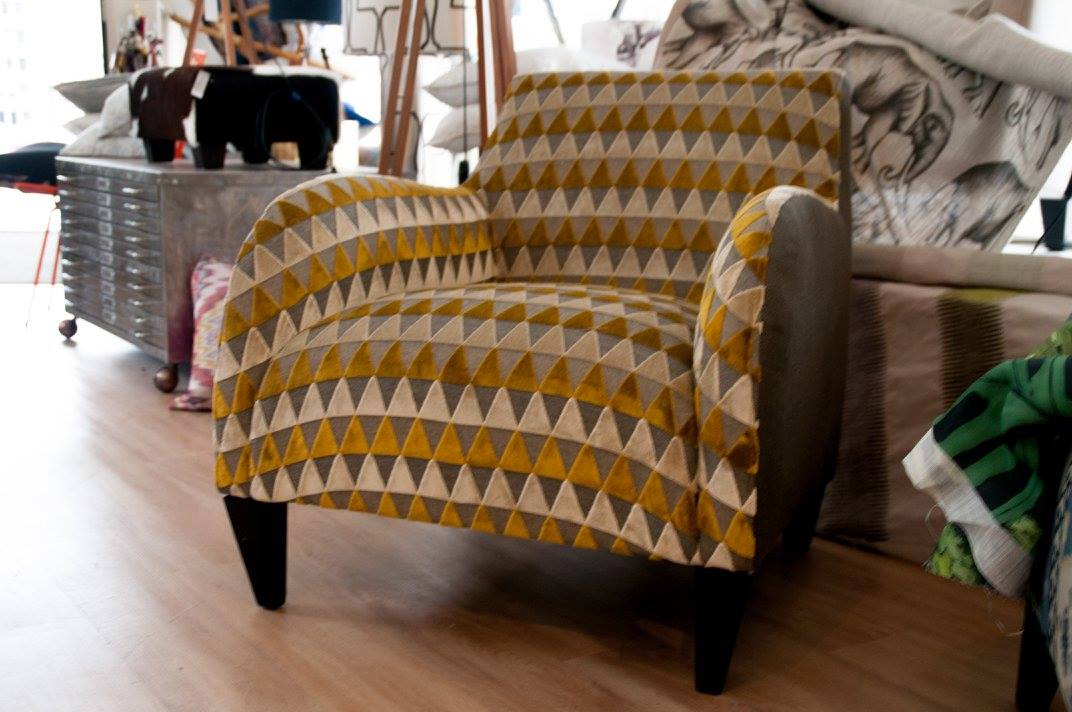 robyn buis design harlequin chair
