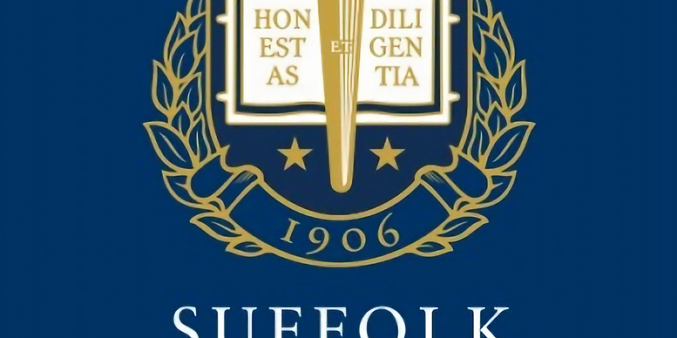 Suffolk University - Time Management & Prioritization Workshop