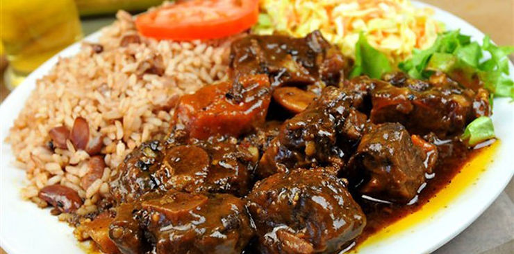 Jamaican Ox Tails
