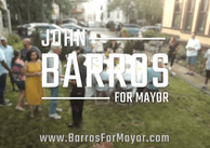 John Barros for Mayor of the City of Boston