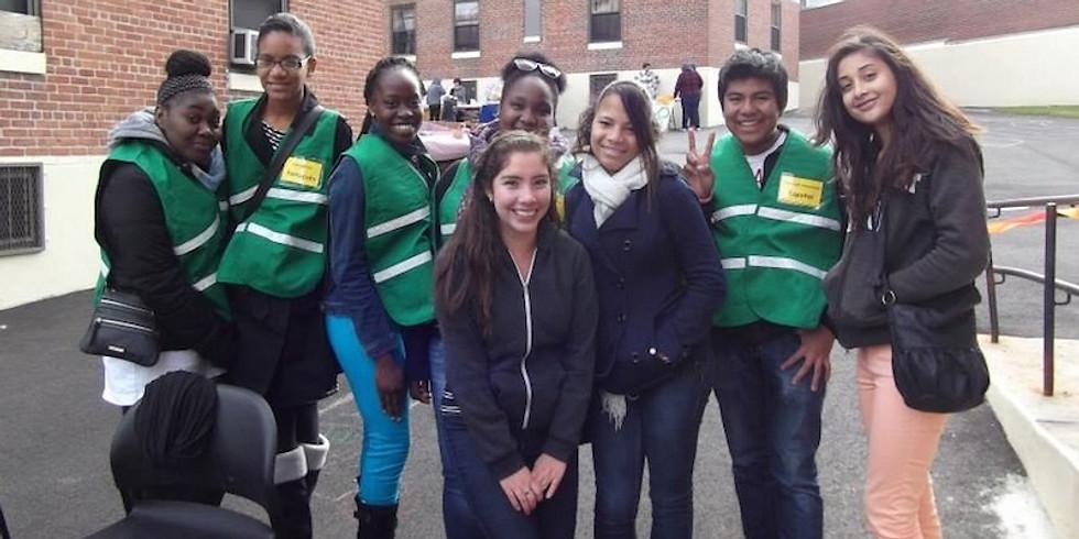Experiencias de los estudiantes de LIPS como topógrafos del Proyecto de Gentrificación de Somerville