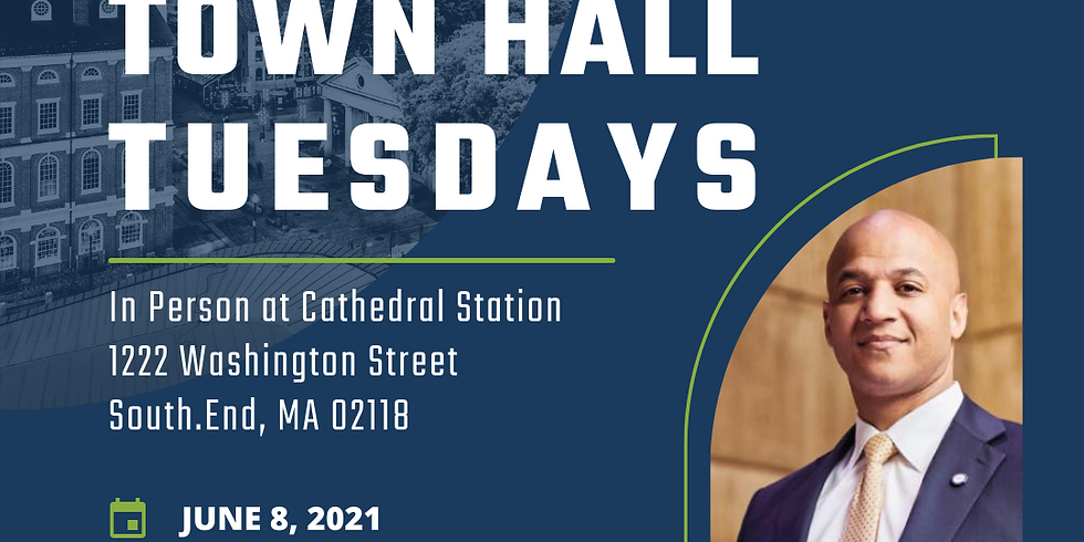 Town Hall Tuesday - South End