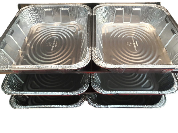 Perry's Food Rack 3 Pans