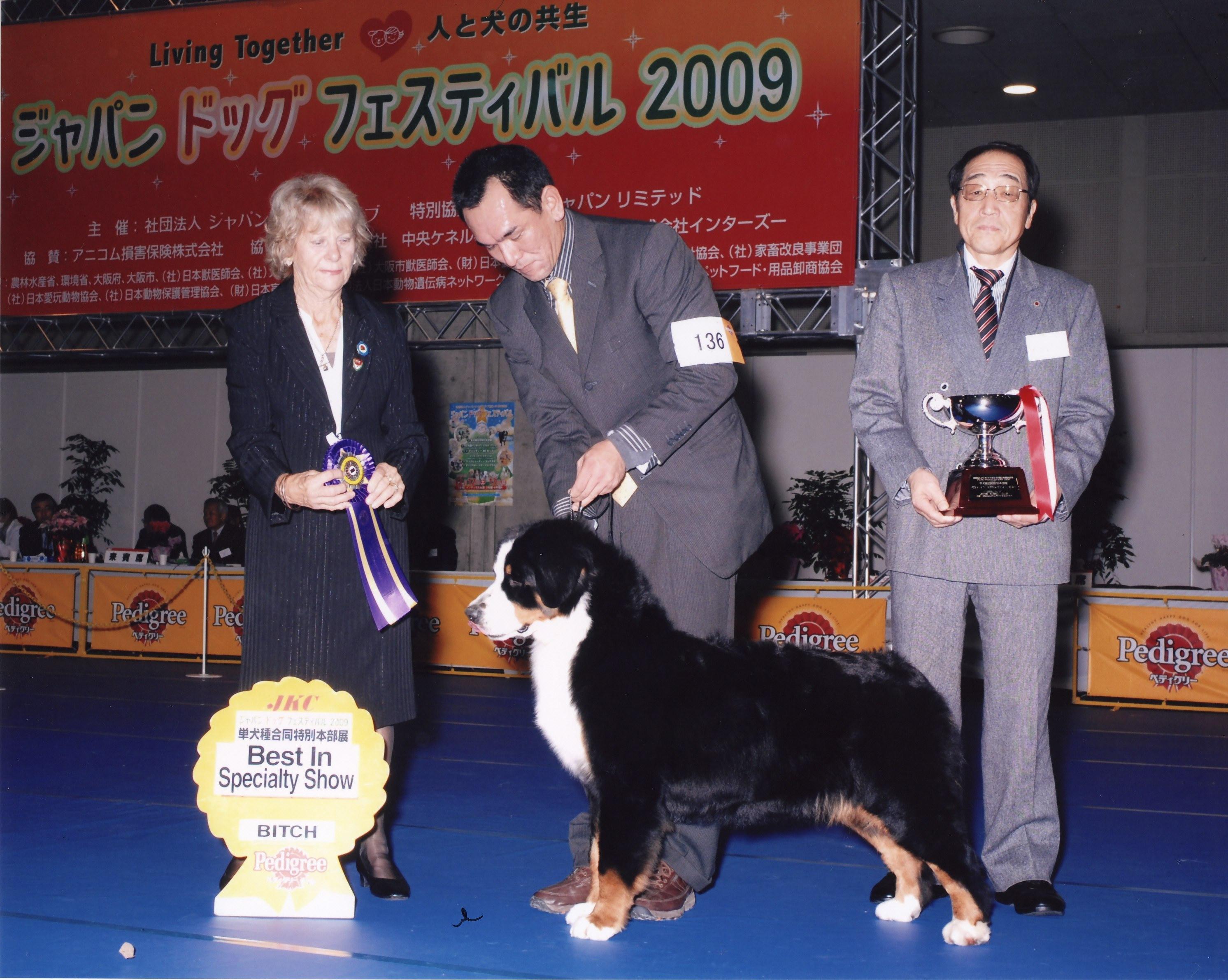 2009-12-12 Japan Dog Festival BISS