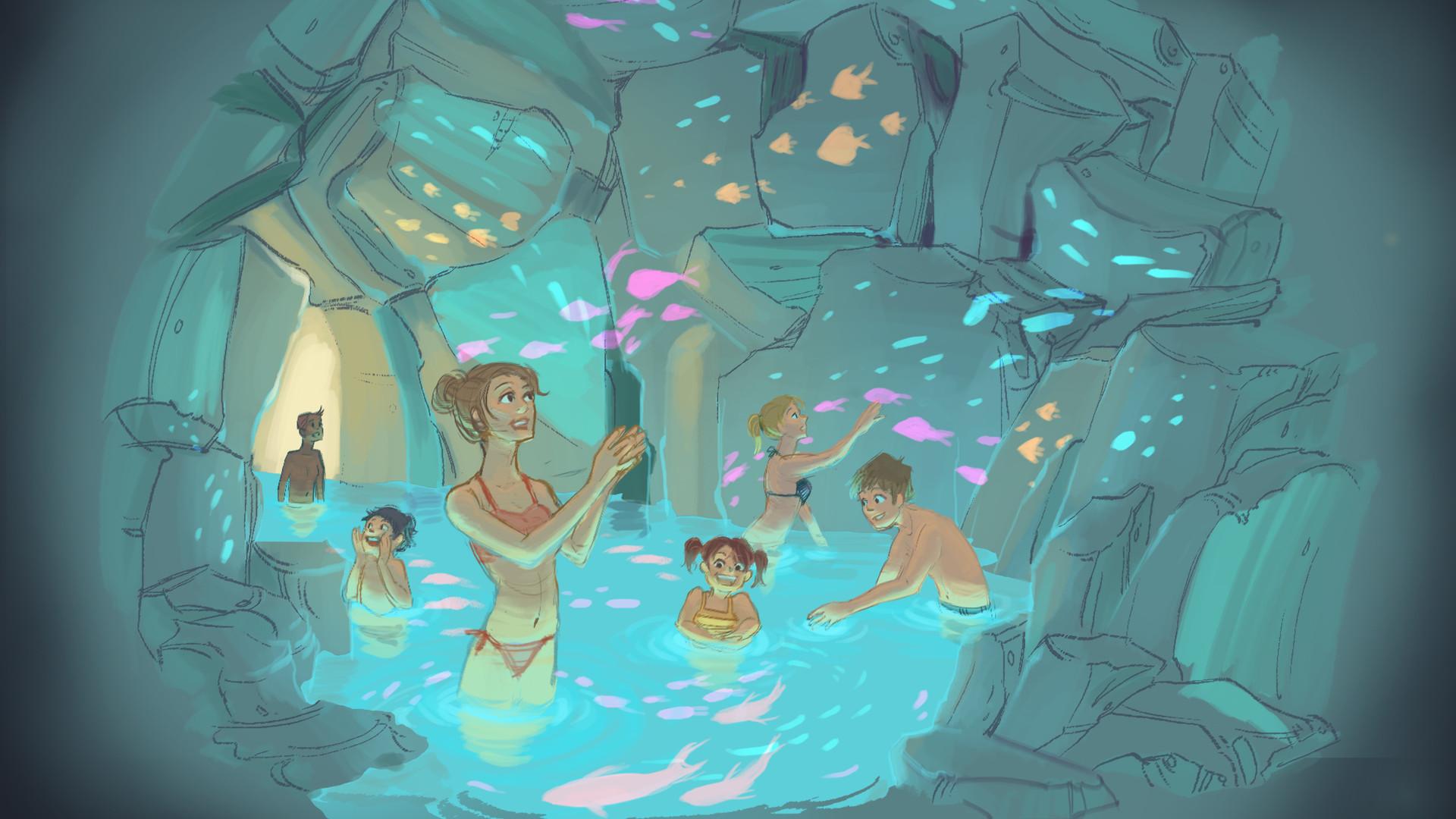 Harmonizing Cave