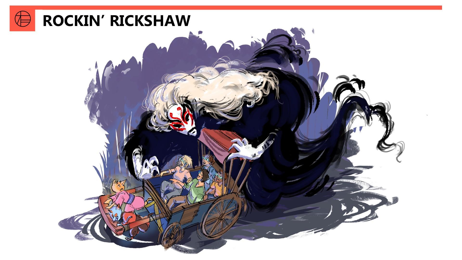 Rockin' Rickshaw