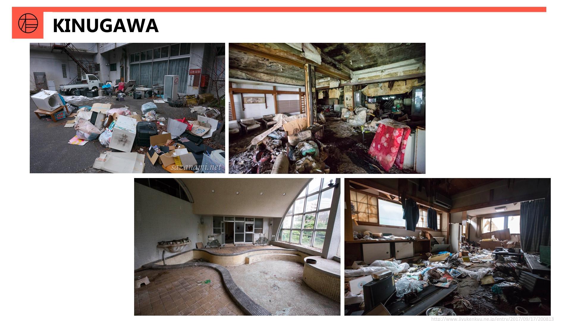 Ghost Town: Kinugawa, Japan