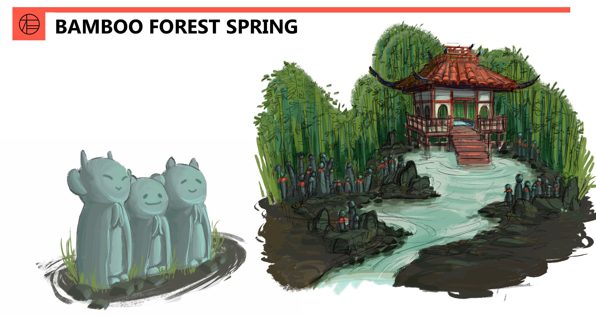 Bamboo Forest Spring