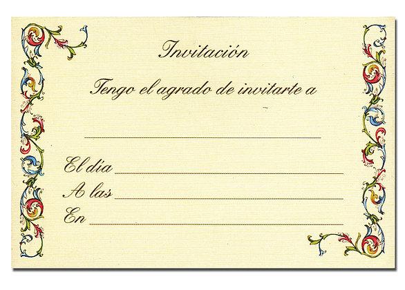 INVITACION COD. IT 35