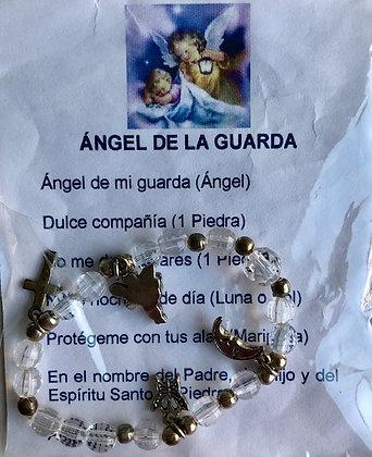 PULSERA ÁNGEL DE LA GUARDA PU02
