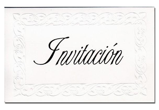 INVITACIÓN COD. 2397