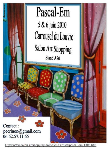 Exposition Carrousel du Louvre - 05-06/06/2010 - Paris
