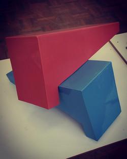 Ceramic Block Construction