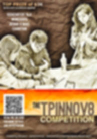 TPInnov8 Competition Poster