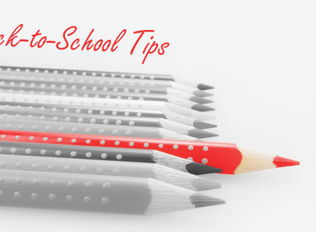 E-TIP: Don't just be First-Day Ready. Be School-Year Ready!