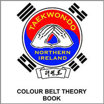 Colour belt theory book