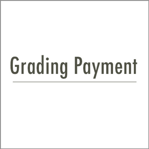 Grading Payment