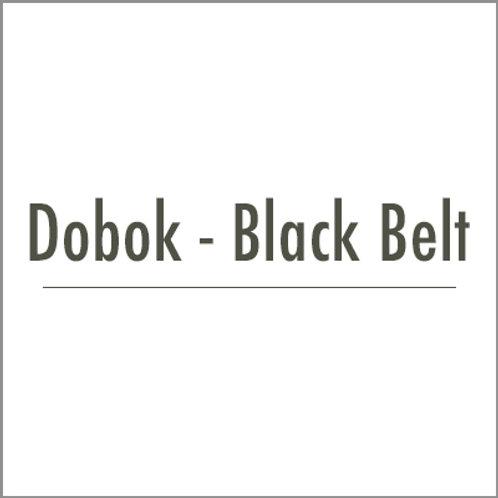 Dobok - Black Belt