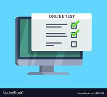 online-test-questionnaire-survey-form-on