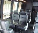 16 Passenger Interior
