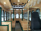 Authentic Trolley Interior