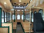 Authentic Trolley Interior