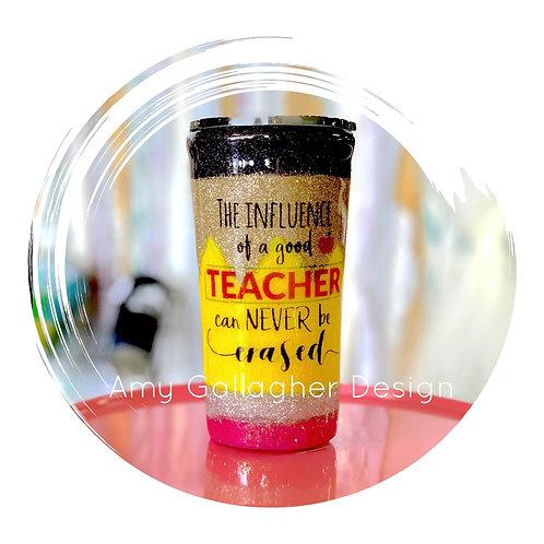 Pencil Tumbler Influence of a Teacher  20