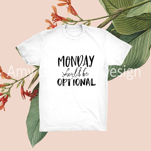 Monday Optional