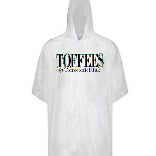 Toffees' Poncho