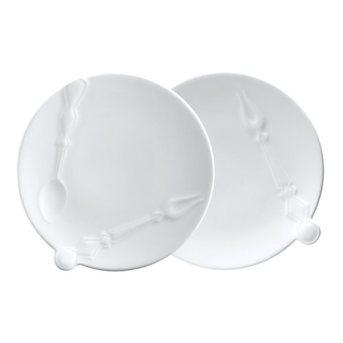 Cutlery - 7 in. Appetizer Plates [Set of 2]