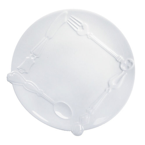 Cutlery - 8 in. Salad Plate