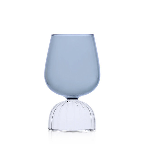 Tutu Red Wine Glass Smoke